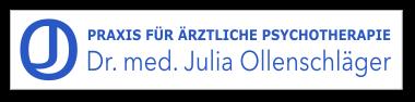 Praxis für ärztliche Psychotherapie - Dr. med. Julia Ollenschläger